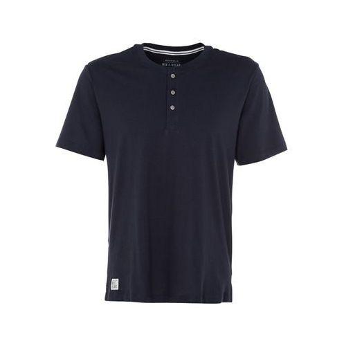 Schiesser Koszulka do spania dunkelblau, kolor niebieski