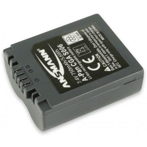 Ansmann Akumulator do panasonic a-pan cga s006 (750 mah)