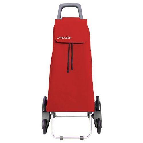 Wózek zakupowy Rolser RD6 Saquet rojo (wózek na zakupy)