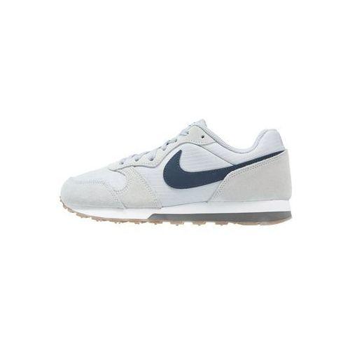 Nike Sportswear RUNNER 2 Tenisówki i Trampki wolf grey/obsidian/dark grey