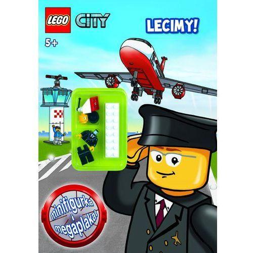 LEGO® City. Lecimy! + FIGURKA, książka z kategorii Albumy