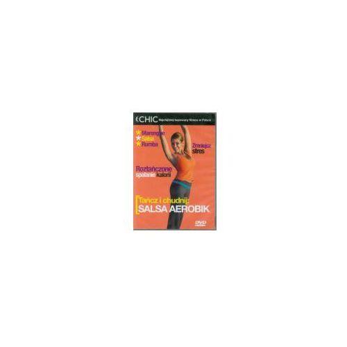 Mayfly Płyta tańcz i chudnij: salsa aerobik / gwarancja 24m (5908312741923)