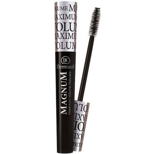 Dermacol Magnum Maximum Volume Mascara   Tusz do rzęs nadający maksymalnej objętości kolor czarny 9ml