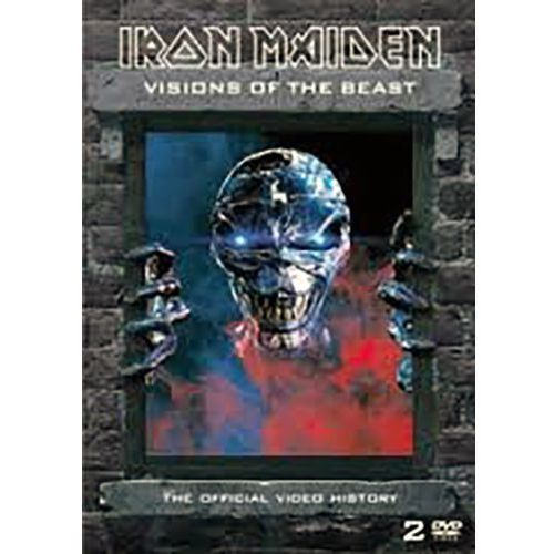 Visions Of The Beast. The Complete Video History 1980-2001 [Standard] - Iron Maiden, 6486139