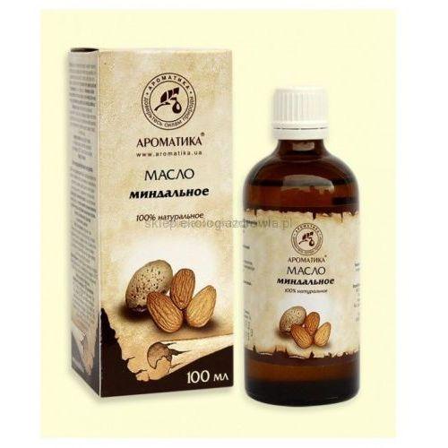 Aromatika Naturalny olejek migdałowy 50 ml. (4820031050524)