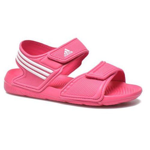 Sandały Adidas Performance Akwah 9 K Dziecięce Różowe - produkt dostępny w Sarenza