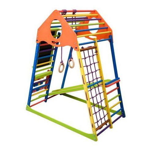 Wielofunkcyjny plac zabaw dla dzieci inSPORTline Kindwood Set Plus (8596084058317)