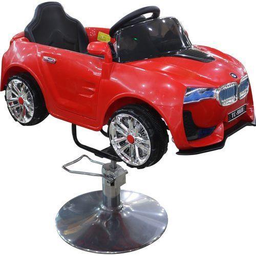 Fotel Fotelik fryzjerski dziecięcy Samochodzik B