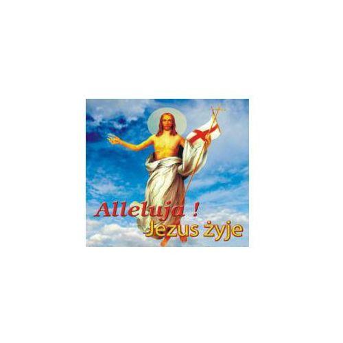 Różni wykonawcy Alleluja! jezus żyje! - płyta cd
