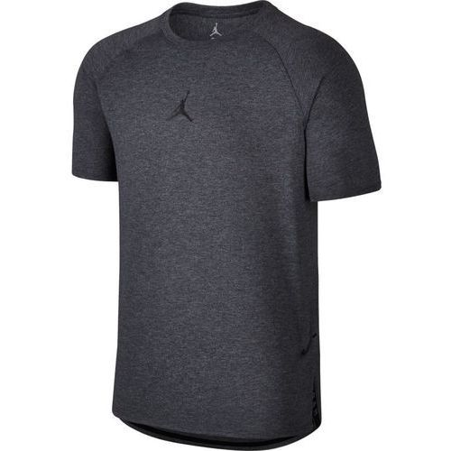 Koszulka Air Jordan 23 Tech Short Sleeve - 833784-071 - Charcoal Heathr/Black