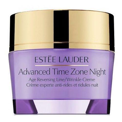 advanced time zone night krem zmniejszający widoczność linii i zmarszczek spf15_50 ml marki Estee lauder