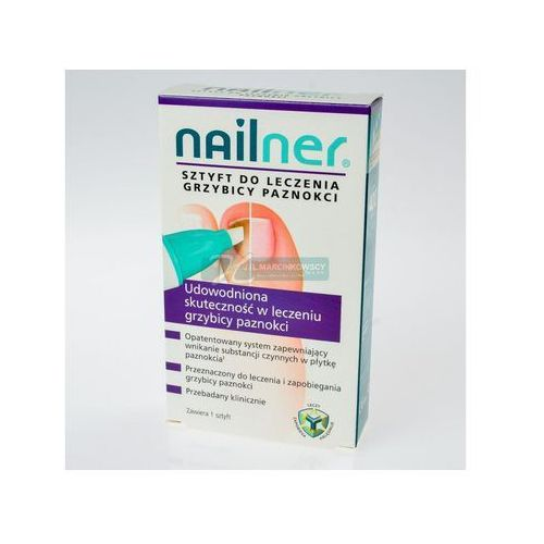 Nailner Sztyft przeciw grzybicy paznokci - - 4 ml - sprawdź w wybranym sklepie