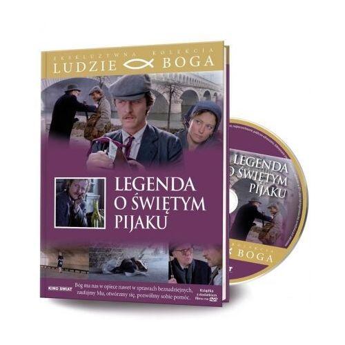 Rafael Ludzie boga. legenda o świętym pijaku dvd+ książka (9788366126091)