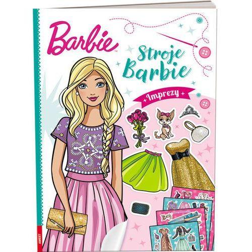 Barbie Stroje Imprezy (16 str.)