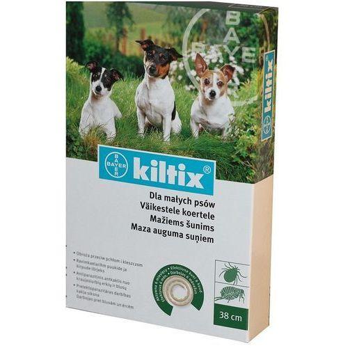 BAYER Kiltix - Obroża dla psów małych (dł. 38cm) ze sklepu KrakVet