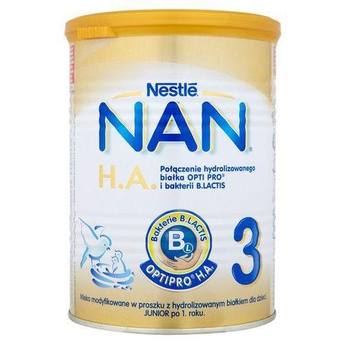 Mleko Nan Pro HA 3 Junior po 1 roku prosz. - 400 g - sprawdź w
