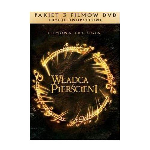 Władca pierścieni: filmowa trylogia. opakowanie viva (dvd) - peter jackson. darmowa dostawa do kiosku ruchu od 24,99zł marki Galapagos