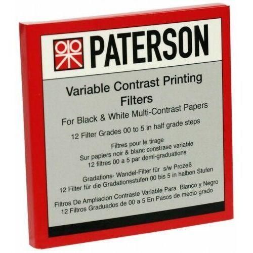 Paterson filtry do papierów multi.8x9x8,9cm/12 szt (5022361431014)