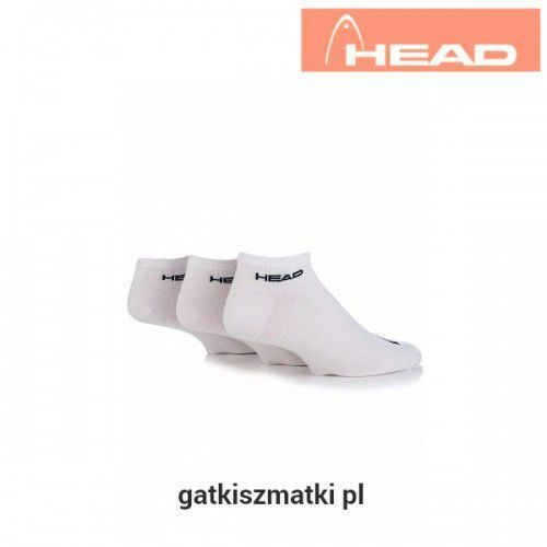 Skarpety HEAD Sneaker białe