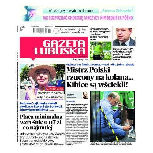 Gazeta Lubuska - B Żary, Żagań, Nowa Sól, Wschowa, Głogów, Polkowice 118/2018