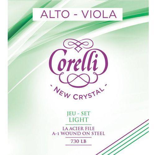 (634568) corelli struny do altówki crystal light 730lb marki Savarez