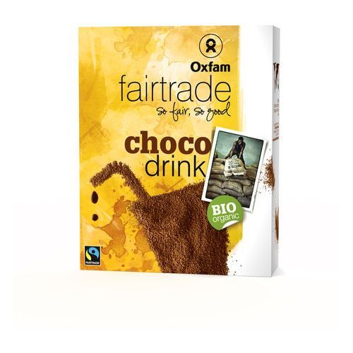 Czekolada do picia bio fair trade 375g marki Oxfam