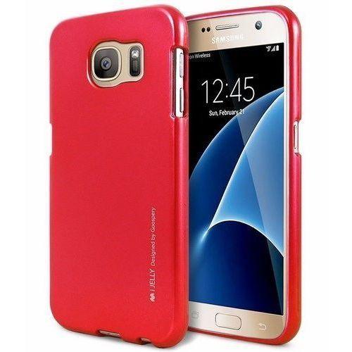 Mercury Etui I-Jelly iPhone X czerwony matowy, 1_615328