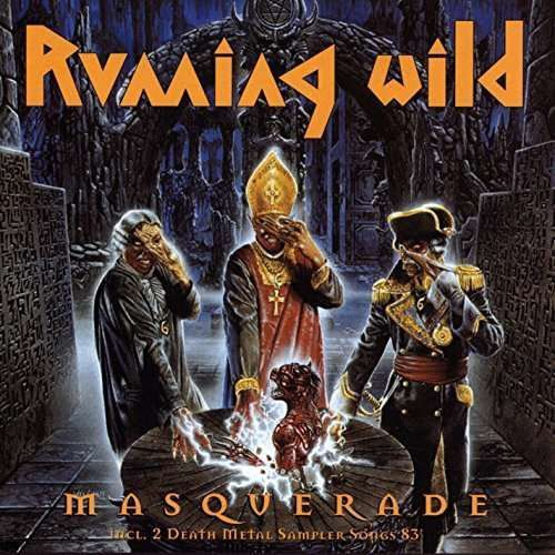 Bmg sony music Running wild - masquerade [cd deluxe expanded edition]
