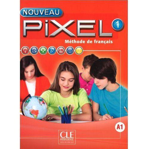 Pixel 1 A1 podręcznik + DVD ROM /edycja 2016/, Cle International