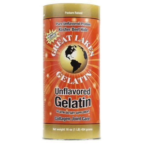 Great Lakes Gelatin Żelatyna bezsmakowa - 454 g