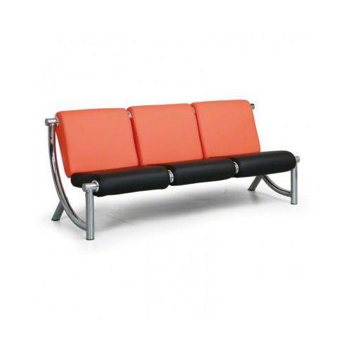 Jazzy II 3-osobowa, pomarańczowy/czarny
