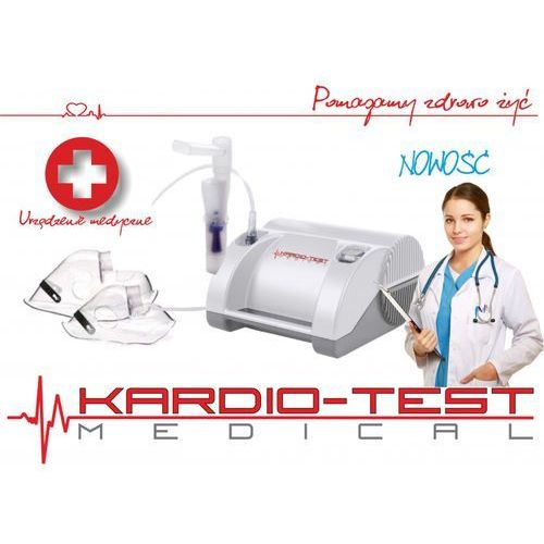 KARDIO-TEST Inhalator KT Family Pro - sprawdź w wybranym sklepie