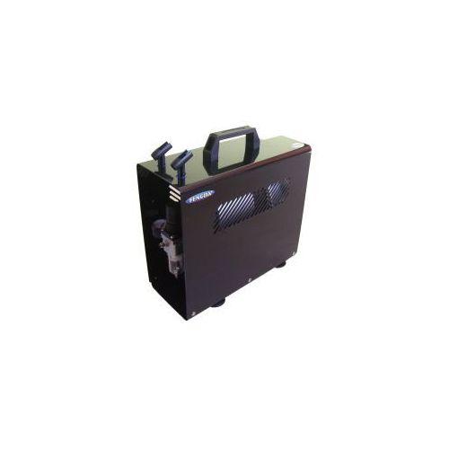 Dwutłokowy kompresor z zbiornikem ciśnieniowym Fengda® AS-196 A, produkt marki Aerograf Fengda