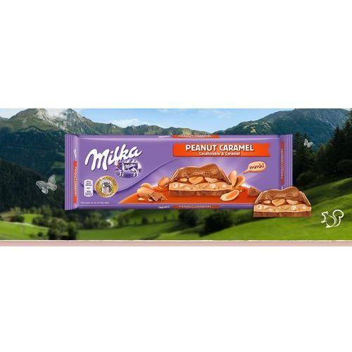 Kraft Czekolada milka peanut caramel 276 g (7622210604187)