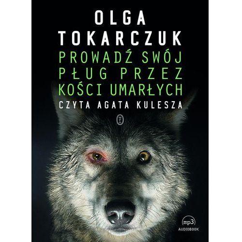 Prowadź swój pług przez kości umarłych (audiobook CD) - Olga Tokarczuk (9788308063422)