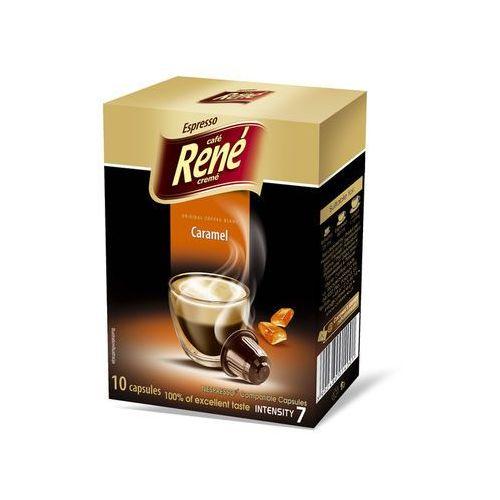 Rene Carmel (kawa aromatyzowana) kapsułki do Nespresso – 10 kapsułek