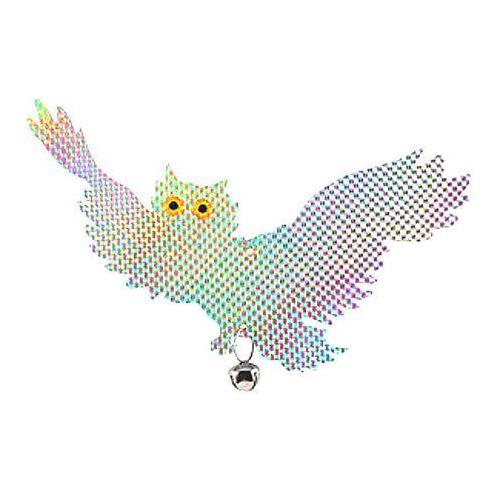 Odstraszacz ptaków. sowa w locie, hologram sowy. marki No-pest