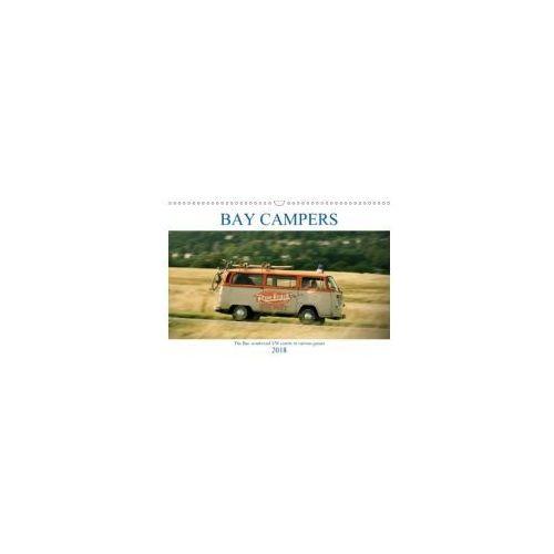 Bay Campers (Wall Calendar 2018 DIN A3 Landscape)