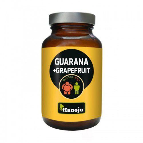 Grejpfrut + Guarana 450mg 60 kapsułek
