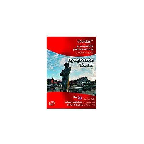 Przewodnik Panoramiczny Bydgoszcz Toruń (Płyta DVD) (22 str.)
