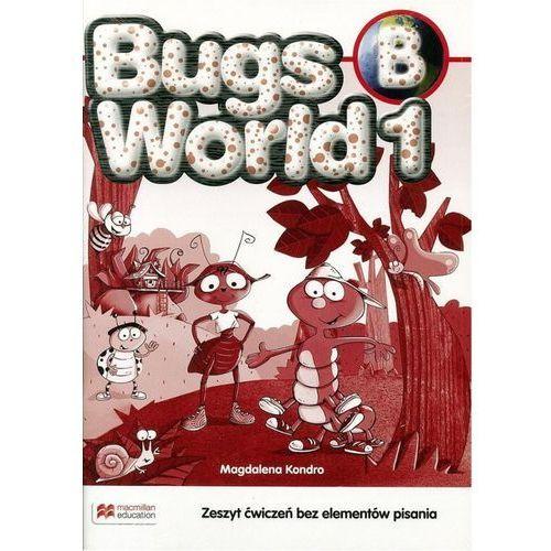 Bugs World 1. Ćwiczenia B (bez Pisania) (Do Wersji Wieloletniej) (9788376216690)