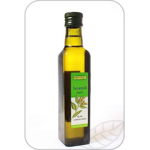 Olej sezamowy tłoczony na zimno native 6x250m BIO, 4006040202615