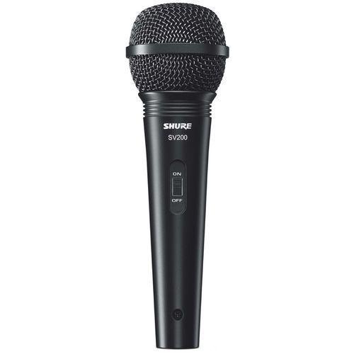 sv 200 mikrofon dynamiczny marki Shure
