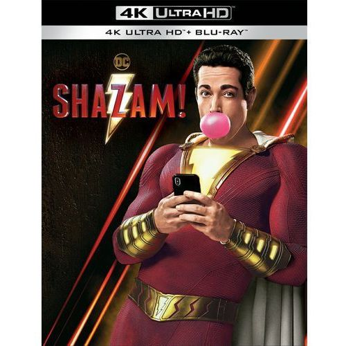 David f. sandberg Shazam! (2bd 4k) (płyta bluray)