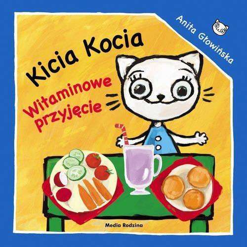 Kicia Kocia. Witaminowe przyjęcie (9788380083189)