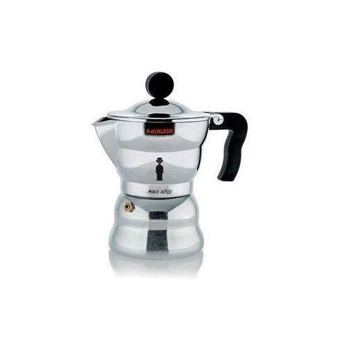 Ekspres przelewowy moka kawiarka do espresso średnia (aam33/3) darmowy odbiór w 21 miastach! marki Alessi
