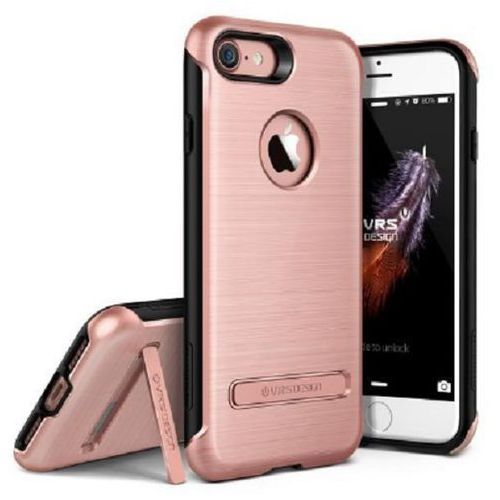 Etui high pro shield do iphone 7 złoty róż marki Vrs design