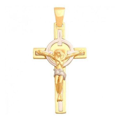 Krzyżyk złoty pr. 585 - 31200 (5900025312001)