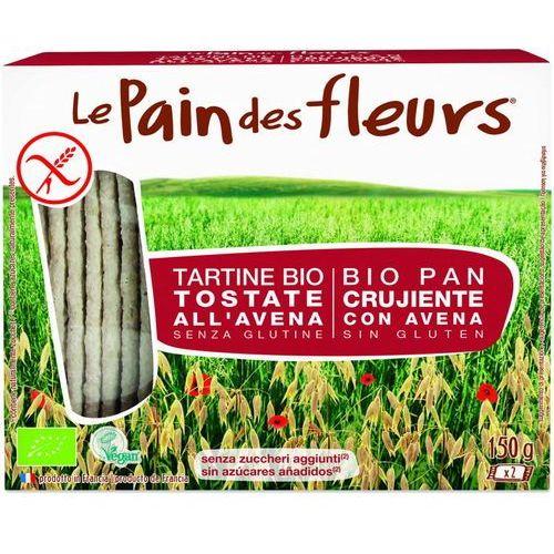 Pieczywo chrupkie owsiane bezglutenowe BIO 150 g Pain Des Fleurs