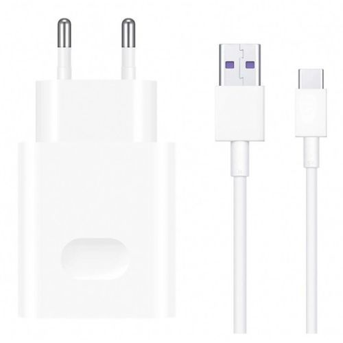 Huawei cp84 40w usb-c supercharger - white